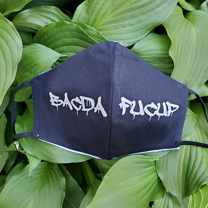 BACDAFUCUP MASK SOLD AT HIPHOPCLOSET
