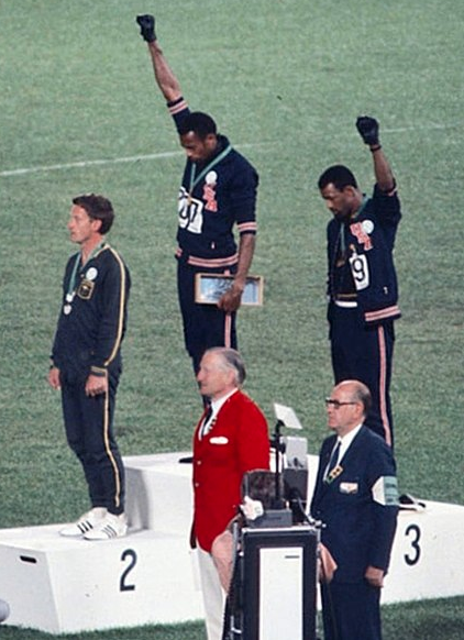 1968 olympics and tracksuits